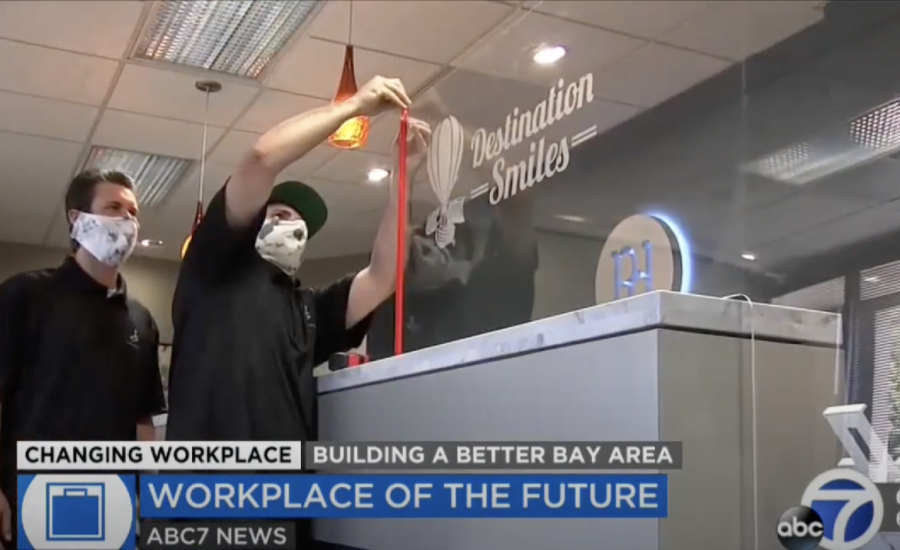 IO Protective Shields featured on ABC News